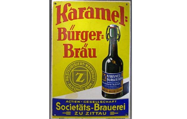 Zittauer Societäts-Brauerei Karamel