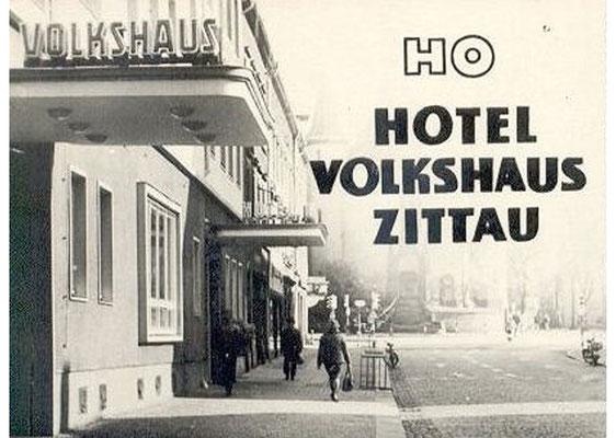 Zittau - Volkshaus