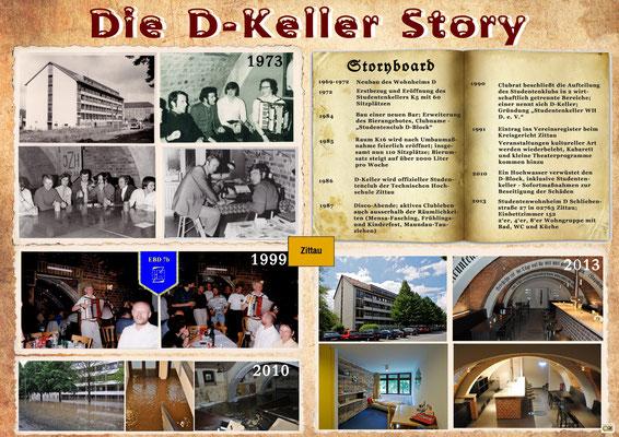 D-Keller Story, Studentenkeller