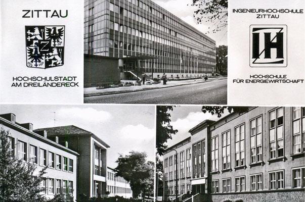 Postkarte - IHZ