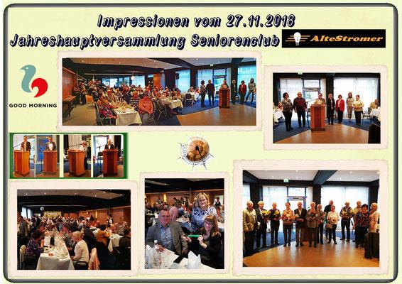 2018 - Seniorenclub Alte Stromer