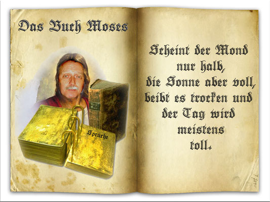 Das Buch Moses - Sprüche