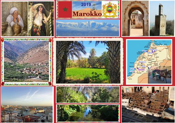 Marokkos Schönheiten
