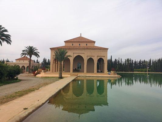 Marokko . Palais Claudio Bravo