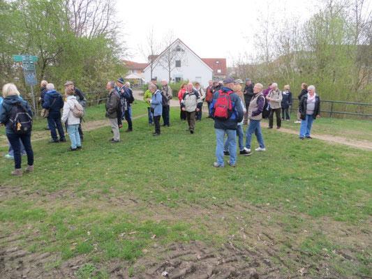 """Wandergruppe 3  """"Alte Stromer"""""""