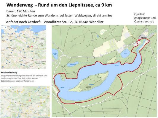 Rund um den Liepnitzsee1