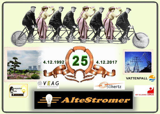 "25 Jahre SeniorenClub ""Alte Stromer"""