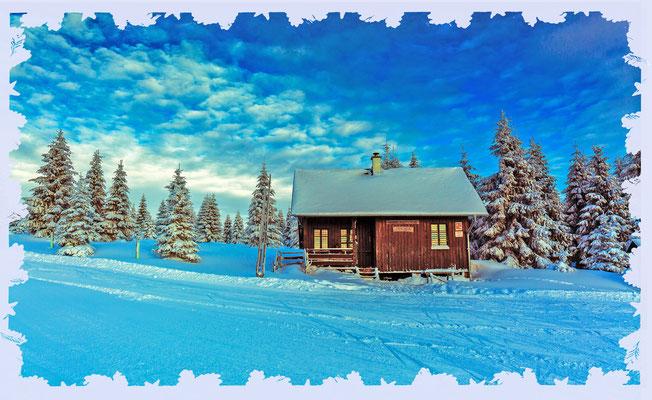 Weihnachtskarte 2018 Vorderseite2