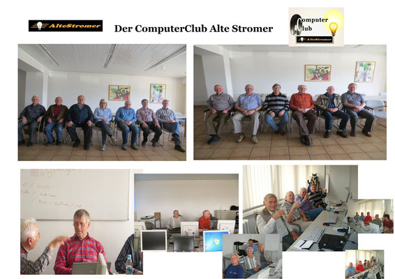 "Der ComputerClub ""Alte Stromer"""