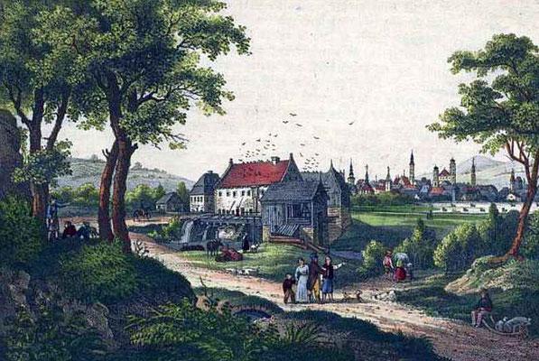 1569-war Zittau ein hübsches Städtchen