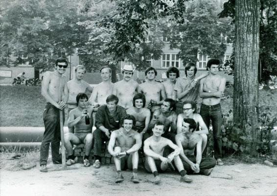 EBD7b Arbeitseinsatz 1970