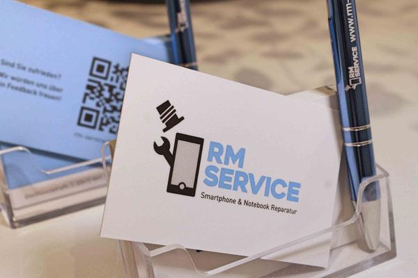 RM-Service Verl - Visitenkarte