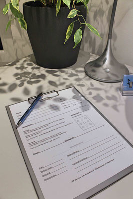 RM-Service Verl - Kundenformular