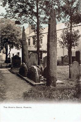 Tombes de géants…