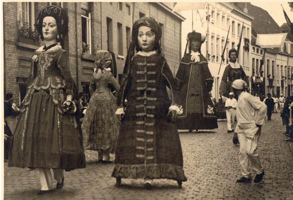 Géants de carnaval