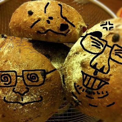 朝はパン! ぱんぱぱん! 【制作日/2011年11月4日】