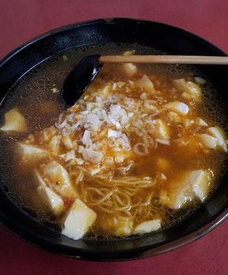 反日デモする前に麻婆麺を食べて落ち着くアルヨ! 【2012年9月18日】