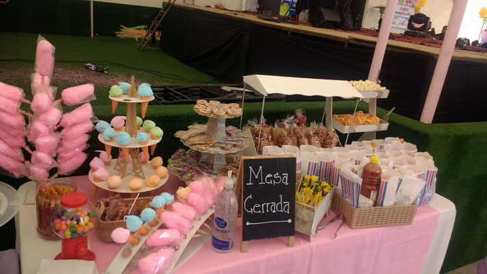 Mesas Dulces Saladas Pagina Web De Tolucafest