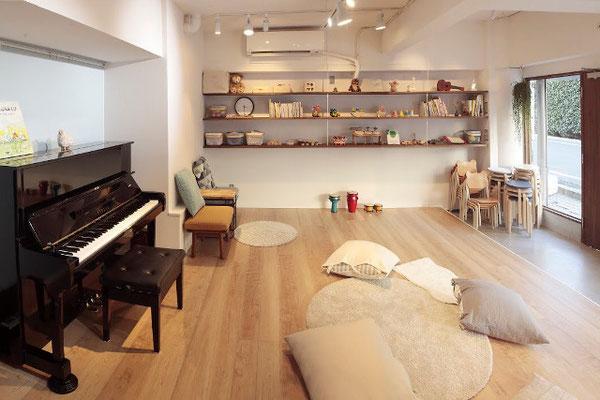 Ritomicoの幼児音楽教室