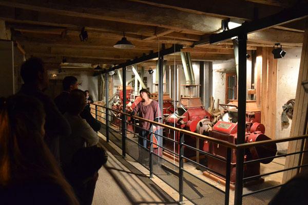 Nuit des Musées 2016 - Ecomusée du Moulin de Crevant