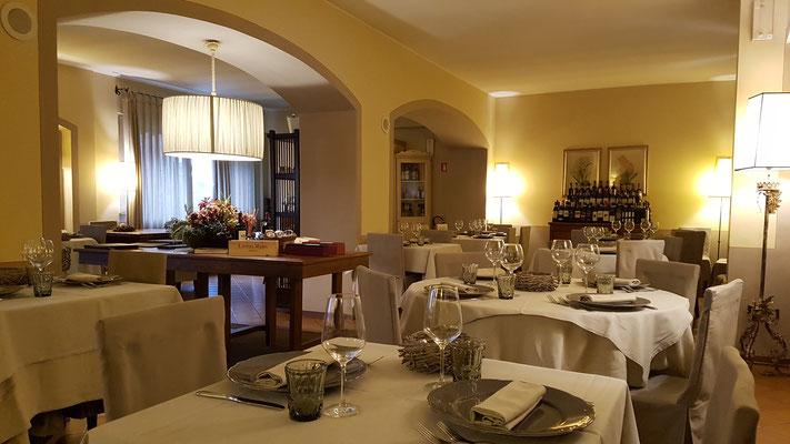 Restaurant la Fontanella, Fonteverde Toskana