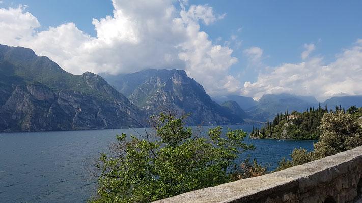 Rundtour Gardasee