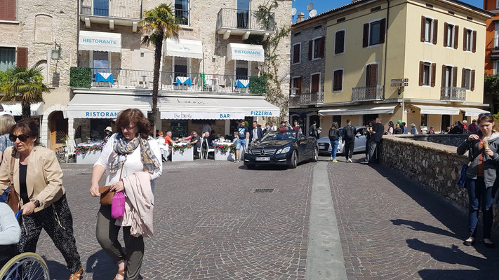 Sirmione Gardasee Altstadt