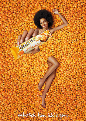 Launchkampagne Balisto Fruit (CH) | Art Direction: Carlo Joest