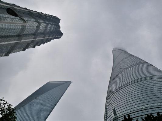 Die 3 höchsten Türme der Stadt