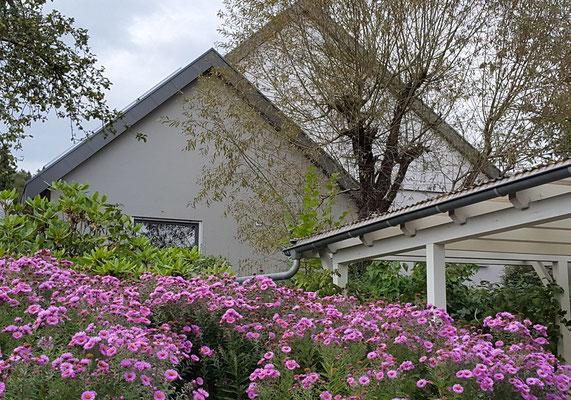 Einfamilienhaus, Möckmühl bei Heilbronn, Ostseite