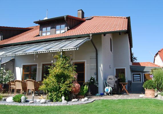 Doppelhaushälfte, Gerolfing, Südseite