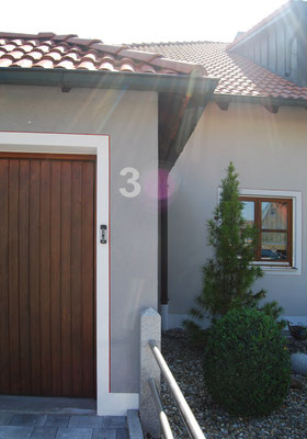 Doppelhaushälfte, Gerolfing, Nordseite
