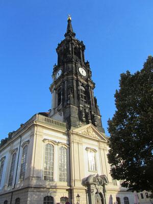 Dreikönigskirche, Dresden