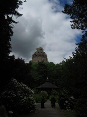 Völkerschlachtdenkmal, Leipzg