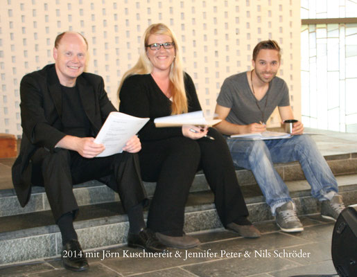 Jörn Kuschnereit & Jennifer Peter & Nils Schröder 2013
