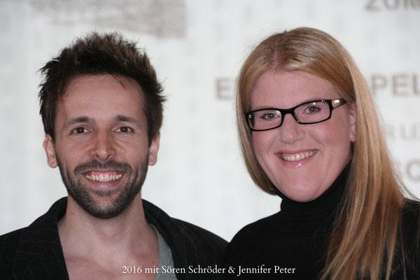 Sören Schröder & Jennifer Peter 2016