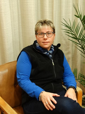 Daniela Omlin-Bucher / Fleckenfrau St. Niklausen