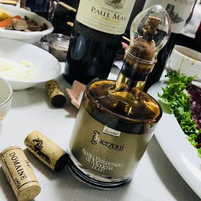 #マキイさんに売っている滅茶苦茶美味しい感動した#究極のワインビネガー #イタリア