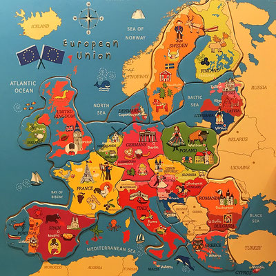#ヨーロッパ#地図
