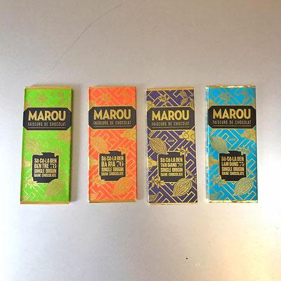 #ベトナム#チョコレート#MAROU#カカオ