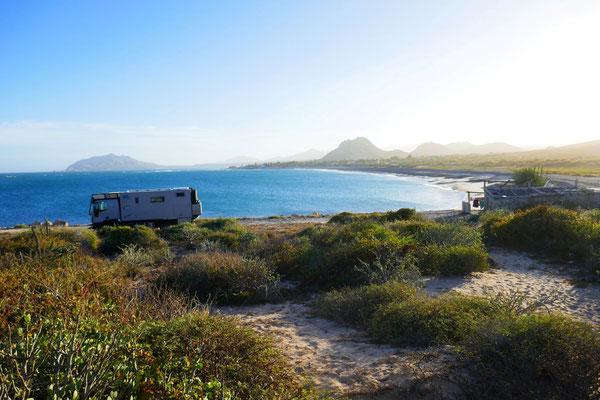 Blick über die Bucht von Capo Pulmo