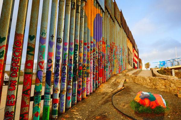 Grenzzaun Mexiko/USA