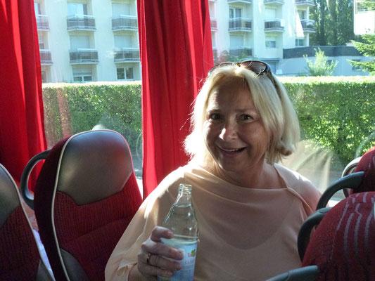 Claudia, die scheidene Präsidentin