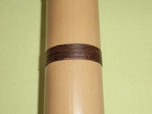 籐巻き(面取り)