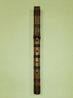 黒竹 籐巻き