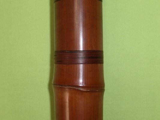 籐巻き(染め籐)
