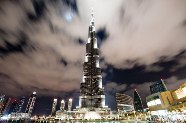 Burj Khalifa in Dubai | Foto © Lutz Jäkel