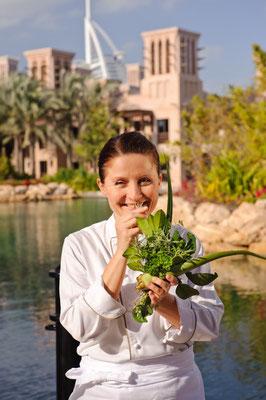 Gabi Kurz: Eine deutsche Köchin in Dubai | Foto © Lutz Jäkel