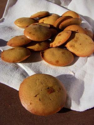 biscuits à thé au millet
