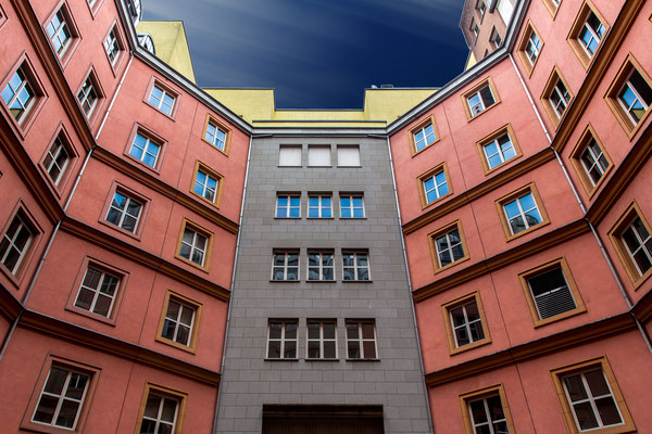 Hinterhof, Schützenstrasse-Berlin
